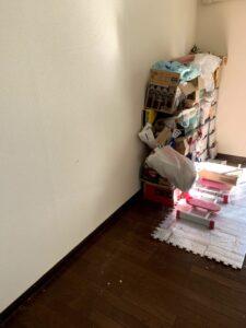 掛川市のお客様、プラスチック、紙類、衣類、その他の不用品を回収させて頂きました。