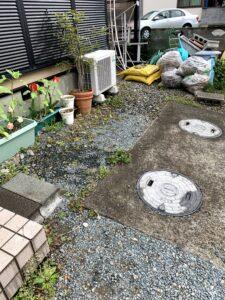 焼津市のお客様、家具、冷蔵庫、収納ラック、その他不用品を回収させて頂きました。