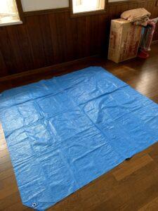 藤枝市のお客様、木製家具、カラーボックス、浴槽蓋、その他不用品を回収させて頂きました。
